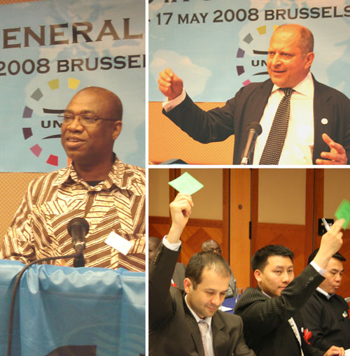 UNPO General Assembly 2008