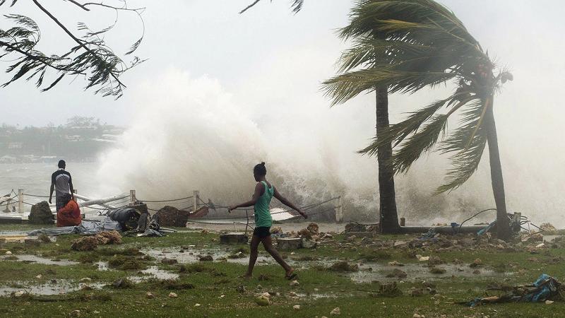 Vanuatu cyclone 2015