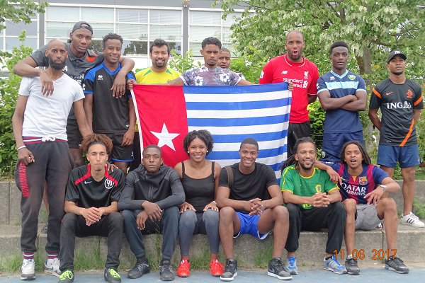 West Papua footbal team