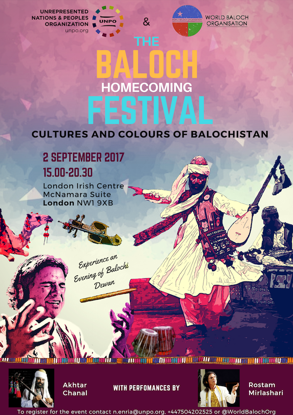 The Baloch Homecoming Festival: Cultures and Colours of Balochistan