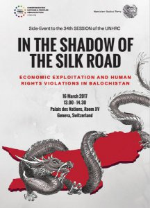 In the Shadow of the Silk Road: Economic Exploitation and Human Rights Violations in Balochistan