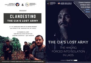 UNPO Documentary Screening: The CIA's Lost Army