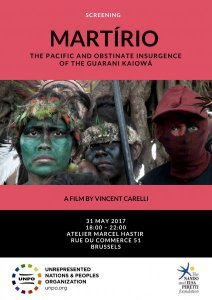 Cinema of the Unrepresented: Martirio, the Pacific and Obstinate Insurgence of the Guarani-Kaiowá