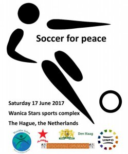 Football for Peace Tournament - UNPO World Cup 2017